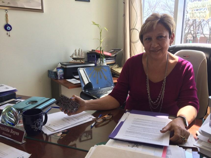 La directrice des Fourchettes de l'espoir optimiste pour Montréal-Nord