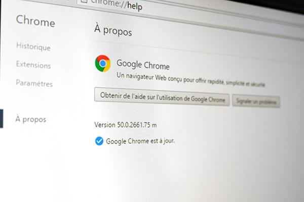 Chrome 50 : six versions marquantes depuis son lancement