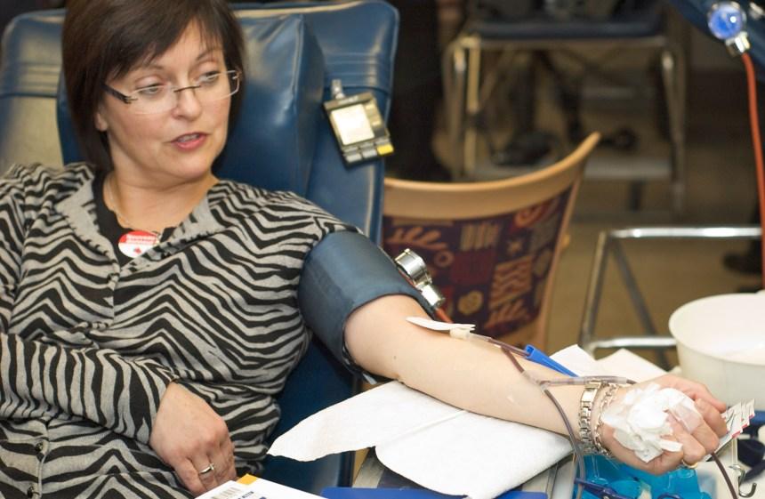 À Saint-Léonard, on donne du sang le 11 mai