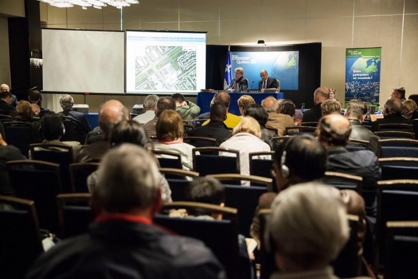 Nouvelle ligne électrique à DDO: Hydro-Québec offre de réduire la hauteur des pylônes