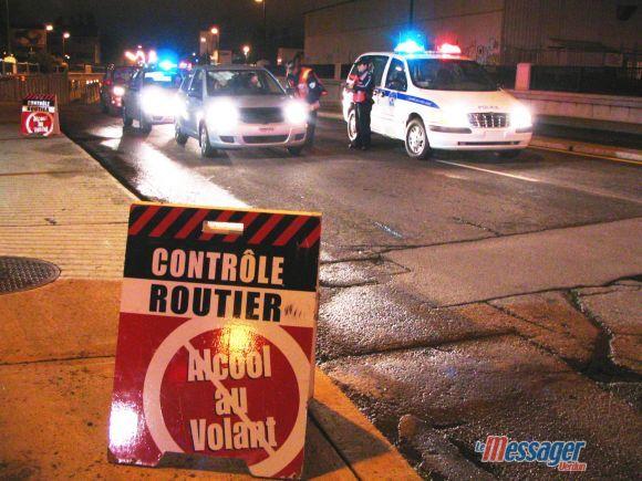 Alcool au volant: un conducteur échappe à la justice