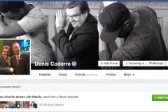 Se réveiller et se retrouver sur le profil Facebook du maire Coderre