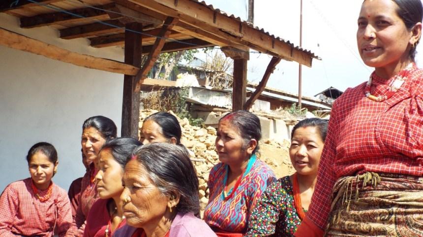 Le Népal, un an après le séisme