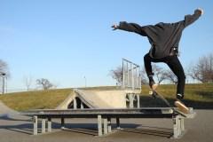 Rêves de grandeur pour le skatepark du parc Jarry