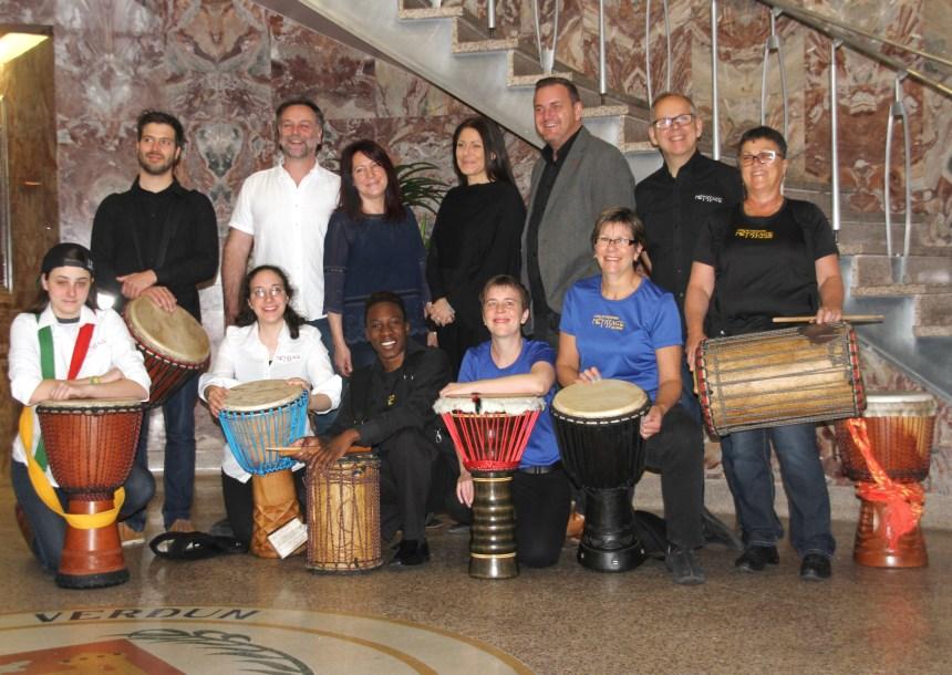 15e Festival International de Percussions : Verdun sera en fête