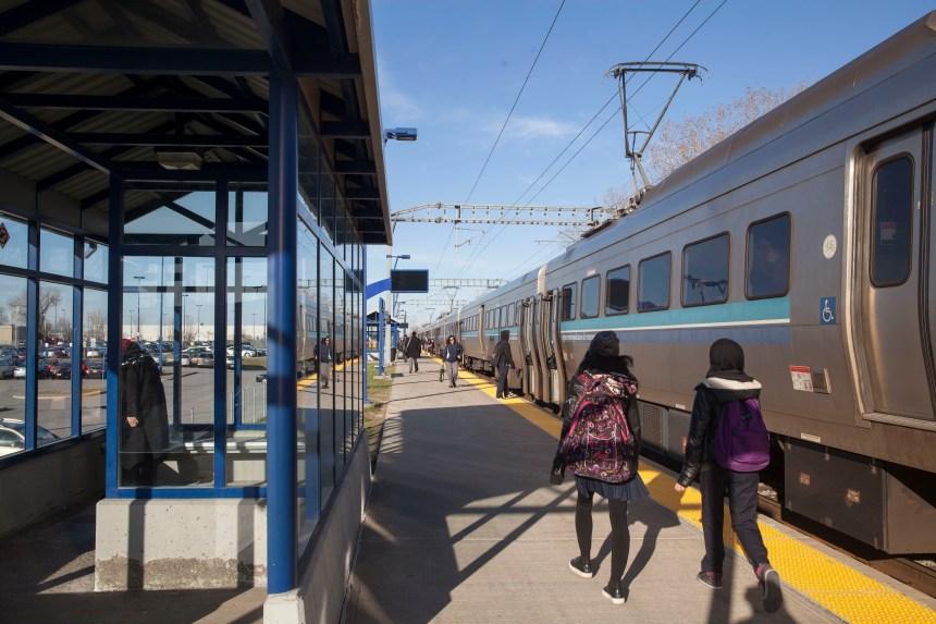 Réseau électrique métropolitain: Lachine rate le train