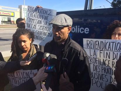 Will Prosper réclame la mise en place d'un plan de lutte à la pauvreté à Montréal-Nord.