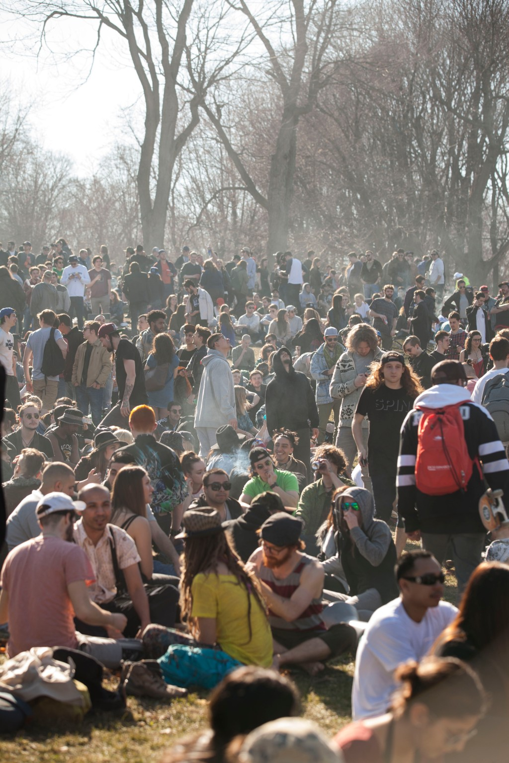 420 cannabis Mont-Royal 2016
