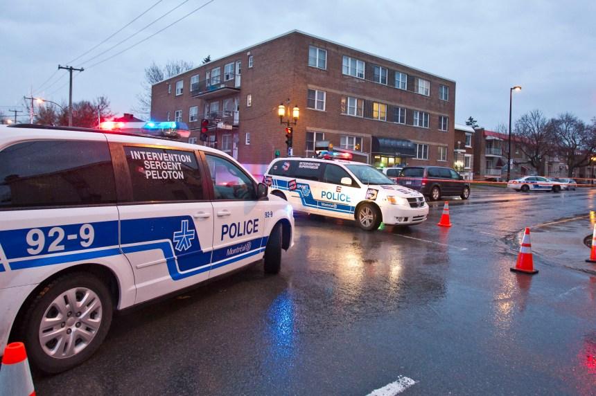 Montréal: agression commise dans un parc