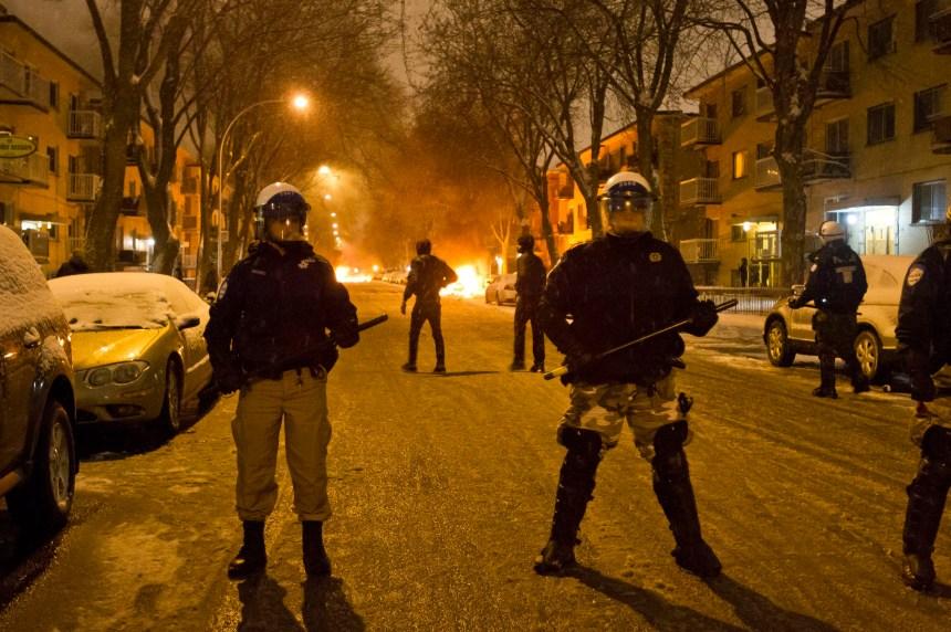 Montréal-Nord: Le directeur du SPVM dénonce des propos «irresponsables» de la Fraternité des policiers