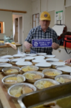 46 Years Of Food Aid In Saint Laurent