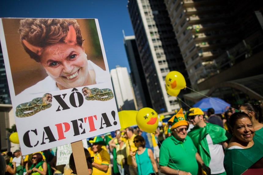 Un Brésil qui ne tient qu'à un fil
