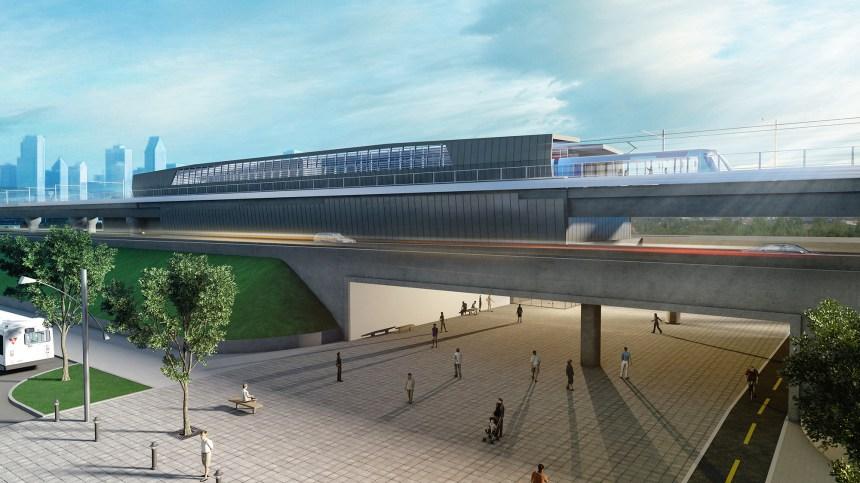 Réseau électrique métropolitain: «un projet stratégique pour Saint-Laurent»
