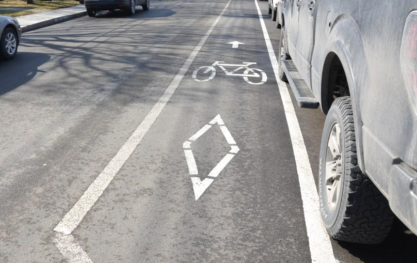 Vélo: des passages sécurisés sous les ponts