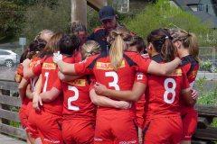 Le Canada se qualifie pour le tournoi olympique de rugby à sept féminin