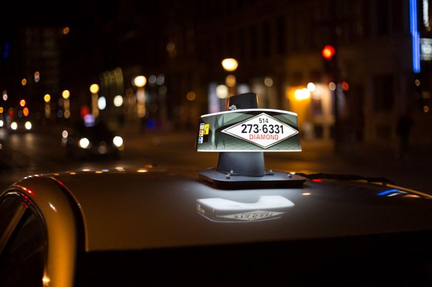 Réunion d'urgence des chauffeurs de taxi