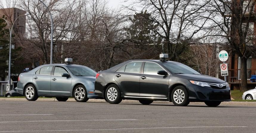 Nouveau SLR: des retombées positives pour l'industrie du taxi?