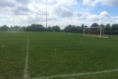 Parc Adrien-D.-Archambault: les chalets de soccer ne sont toujours pas installés