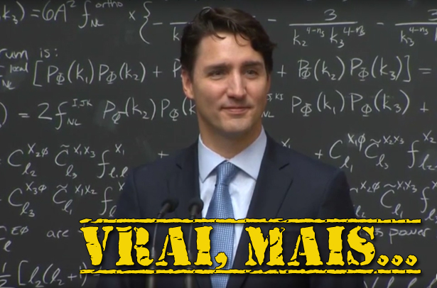 L'explication de Trudeau sur les ordinateurs quantiques n'était pas si spontanée que ça