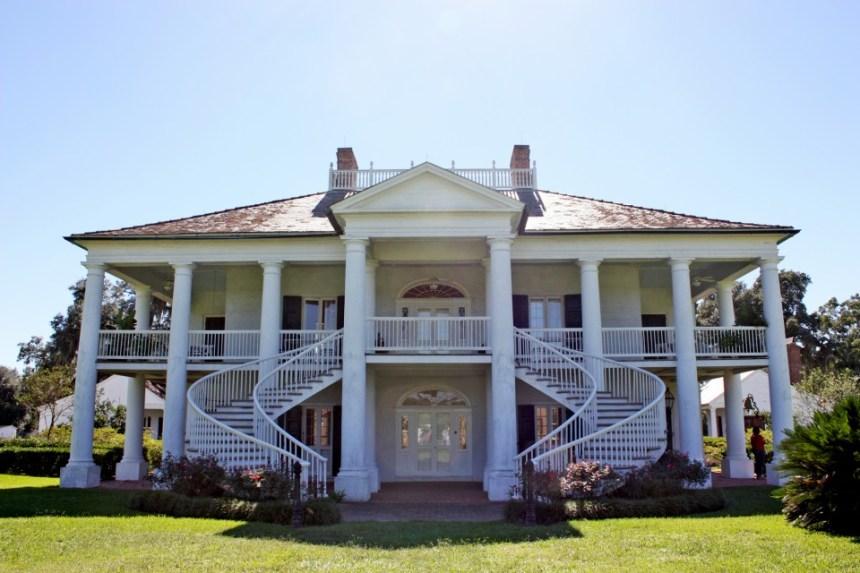 Quatre plantations à voir en Louisiane
