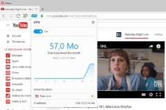 Opera intègre maintenant un VPN gratuit et illimité