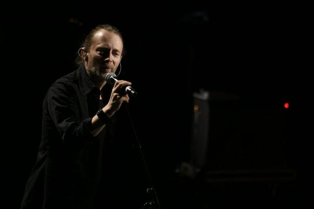Radiohead disparaît d'Internet