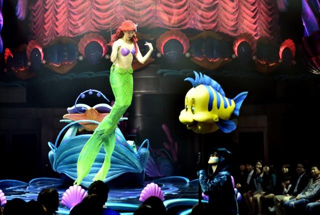 Disney songerait à sortir un live-action de «La Petite Sirène»