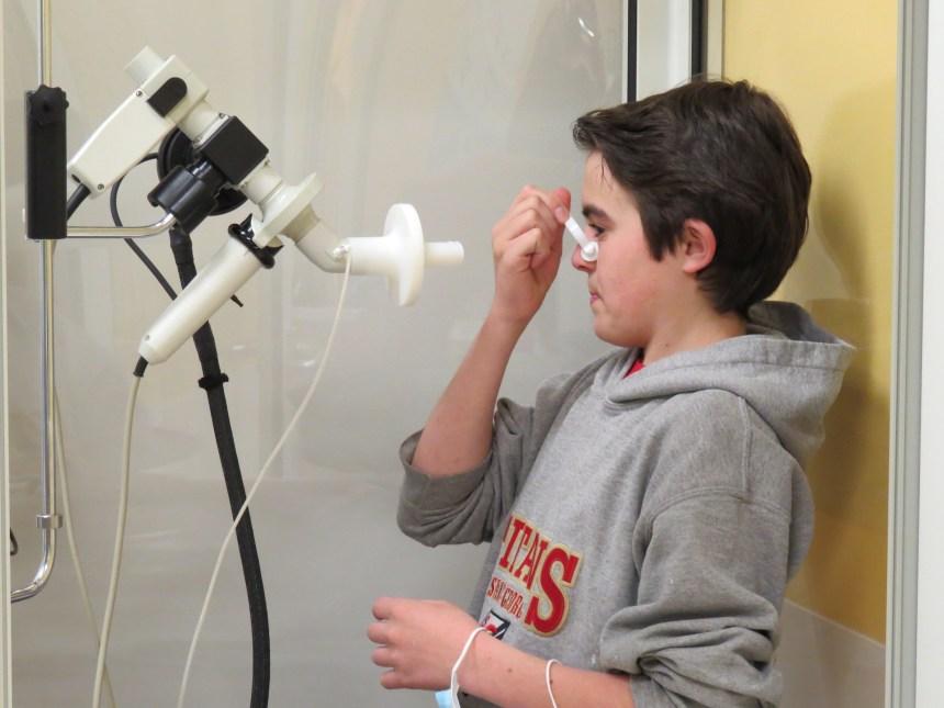 Neuf ans avant d'obtenir un diagnostic de fibrose kystique