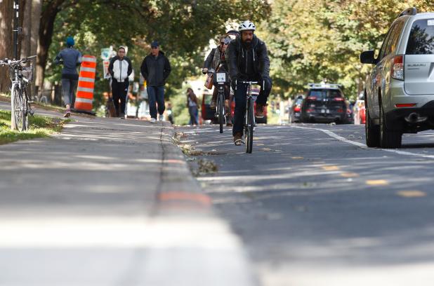 3,6 km ajoutés aux pistes cyclables