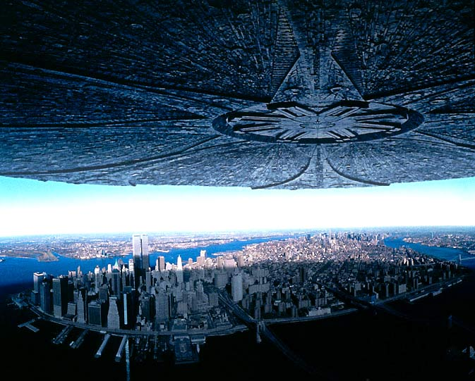ACTU - science-fiction Independence Day