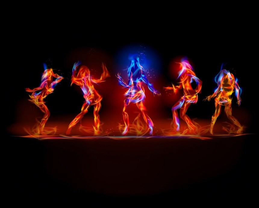 Danser pour oublier l'anorexie