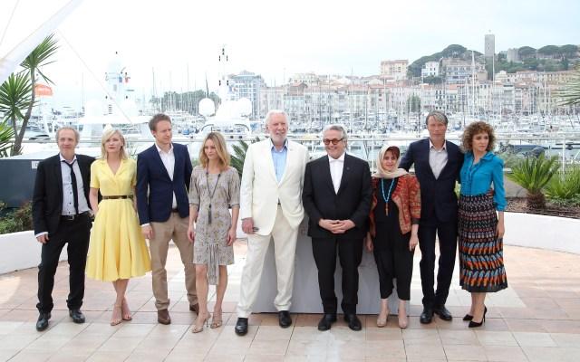 France Cannes Jury Photo Call