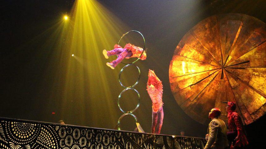 Le Cirque du Soleil se place à l'abri de ses créanciers