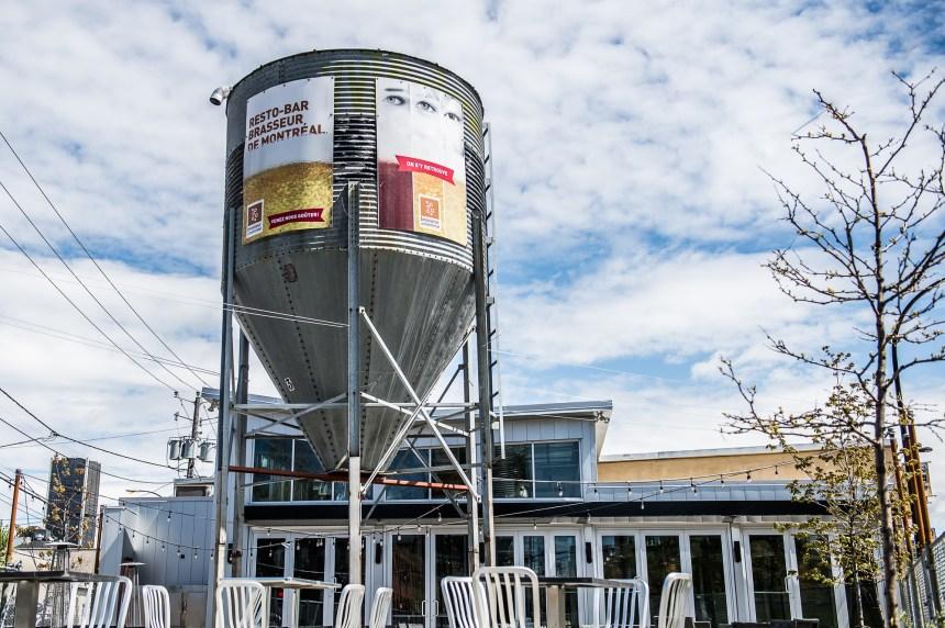 Le marché canadien s'ouvre à Brasseur de Montréal