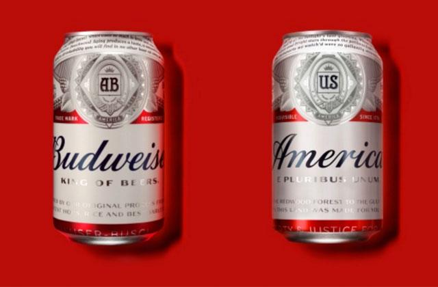 Budweiser se renomme «America»