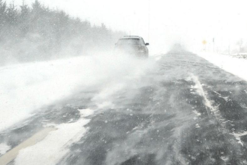Encore de la neige et du verglas au Québec