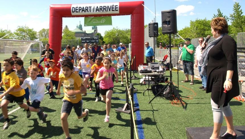 Une course pour réunir les citoyens de Villeray