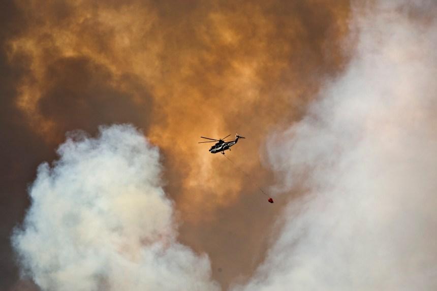 En photos: l'incendie de Fort McMurray fait des ravages