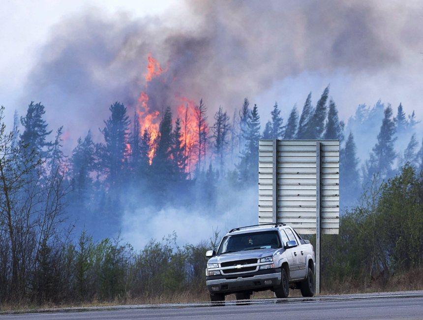 Incendie en Alberta: la Russie offre son aide