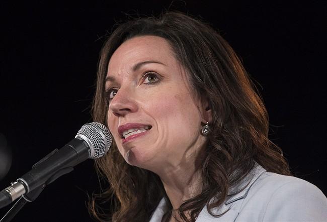 Martine Ouellet dévoilera son projet de Constitution et sa question référendaire