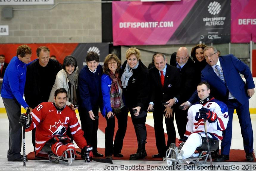 SUPER FINALE du Défi sportif AlterGo: les Américains grands vainqueurs
