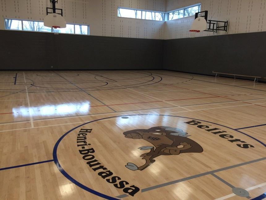 Un nouveau gymnase à 4,5 M$ pour l'école Henri-Bourassa