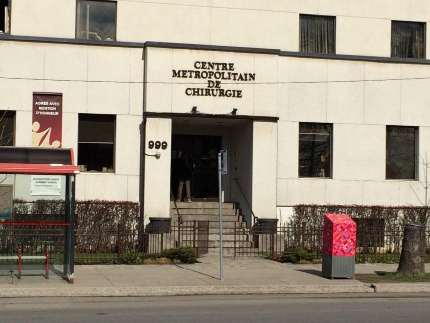 Incendie criminel dans une clinique de Cartierville
