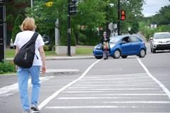 Le Plateau-Mont-Royal demande l'aide financière de Québec pour rénover six intersections et deux rues