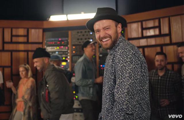 Justin Timberlake dévoile une première chanson en trois ans