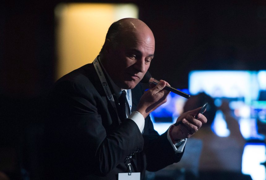 Kevin O'Leary s'en occupe (mais juste en anglais)