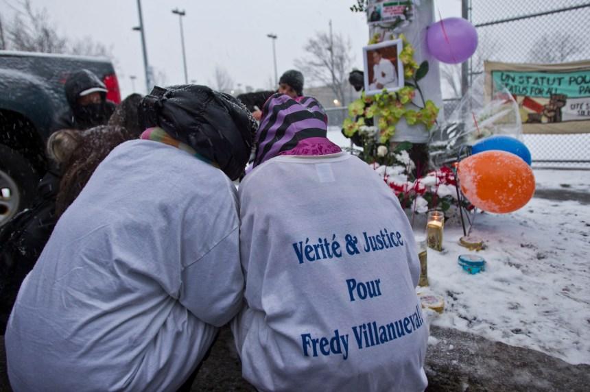 Montréal-Nord: un espace de commémoration des événements de 2008