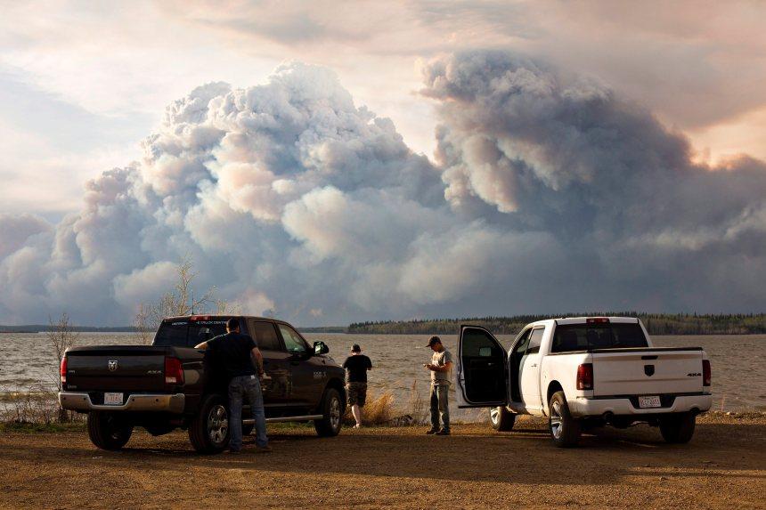 Incendie: l'Alberta déclare l'état d'urgence