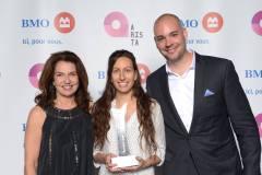 Une entrepreneure de Saint-Laurent récompensée