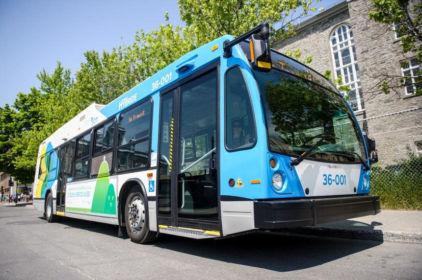 Inquiétude de la STM pour accueillir 300 nouveaux bus